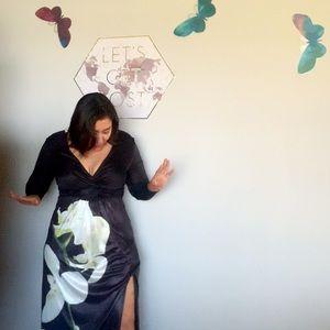 NWT Altuzarra for Target Floral Print Maxi Dress